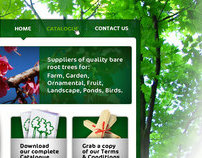 Advanced Trees Ltd - Website
