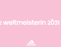 Womens World Cup for adidas