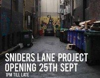 The Sniders Lane Project