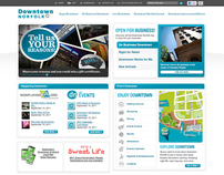 Downtown Norfolk Council - Website