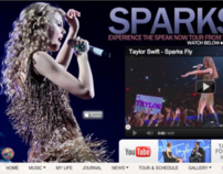 Taylor Swift Official Website