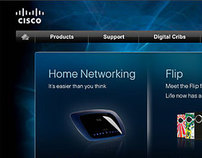 Cisco Microsites