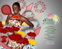 Xhibit STudio facebook adverts