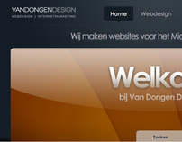 Van Dongen Design - Webdesign & Internetmarketing