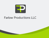 Farlow Productions Logo & Branding Launch