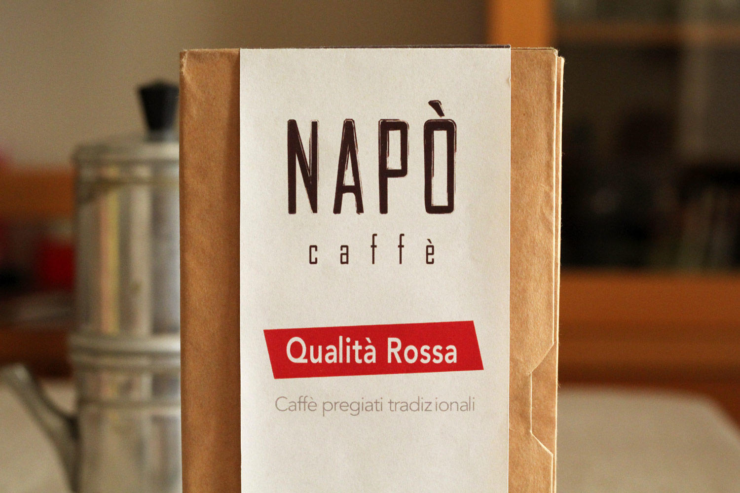 Napò Caffè - Branding and Packaging