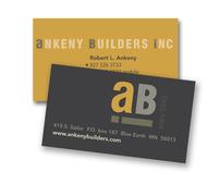 Ankeny Builders, Inc. branding