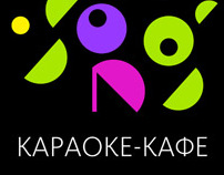 Identity for Karaoke Cafe (COPY)