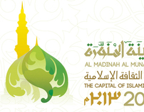 Madinah the capital of Islamic culture 2013