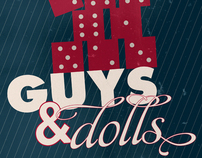 Guys and Dolls Posters