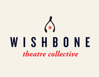 2011 Wishbone Theatre Collective Identity & Collateral