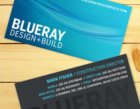 Blueray (Website + Branding)