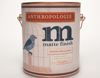 Anthropologie Paint