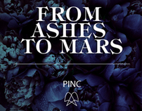 FROM ASHES TO MARS