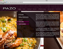 PAZO website