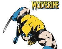 Wolverine Comic Book Cover