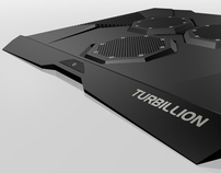 TURBILLION - laptop cooler