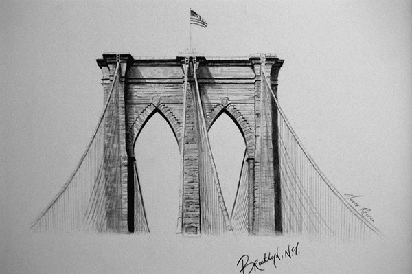 Brooklyn Drawings