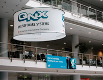 QNX Software Systems - Embedded World, Germany