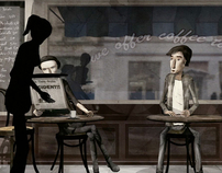 The Coffee Shop | Animation