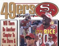 Broncos/49ers Football Periodicals