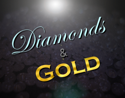 "Deuce Tre & Face1 ""Diamonds & Gold"""