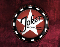 JOKER PRODUCTIONS LOGO ANIMATION