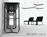 DESIGN WORK CONCEPT by dumdum design 2011