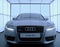 Audi Center Commercial