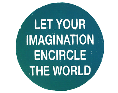 Let Your Imagination Encircle The World