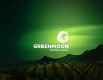 Green Moon - Antonio Banderas Cinema Ident.