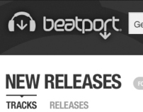 Beatport Redesign