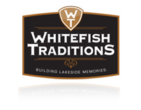 Whitefish Traditions branding