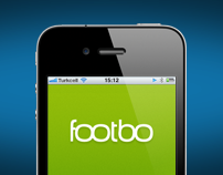 Footbo, iPhone Website