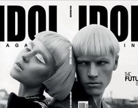 IDOL Magazine Issue 2 - Cover
