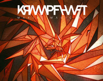 Krampfhaft Makin Magic EP Album artwork