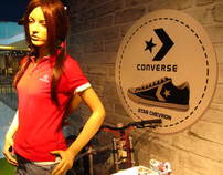 CONVERSE Window Display | Fall11