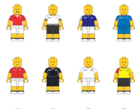 Lego Rugby World Cup