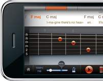 Touch Music iPhone App