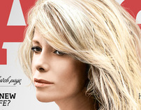 Alessia Marcuzzi / Official 2011 Website
