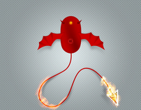 Infernal mouse