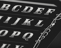 Speakeasy Typeface