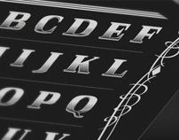 Speakeasy Typeface