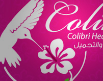 Corporate logo: Colibry