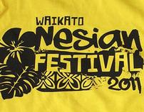 Nesian Festival 2011 Logo