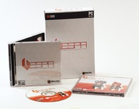 Vespa Videogame Packaging