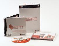 Vespa Videogame Packaging