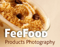 FeeFood: Products Photography