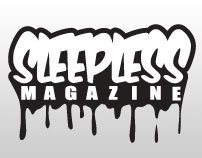 Sleepless Magazine - Graffiti Fanzine