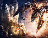 Transformers 4 - Unofficial Concept Art